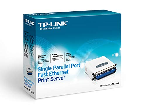 TP-Link TL-PS-110P Netzwerk Ethernet Print Server