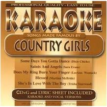 Karaoke: Songs Made Famous By Country Girls