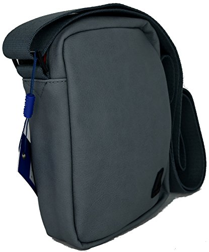 Borsa Borsello Tracolla Uomo K-Way Bag Men K-Pocket Plus Small Ammo K1C10-Graphite
