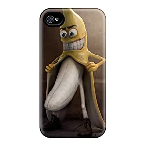 New Cute Funny Banana Case Cover/ Iphone 4/4s Case Cover