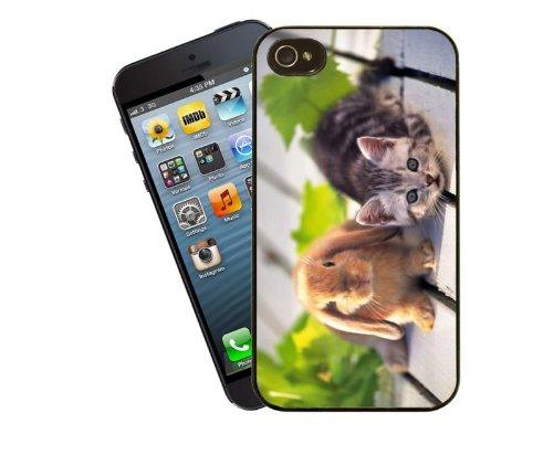 Katze-Telefon-Fall, design 13 - für Apple iPhone 5 / 5 s - Cover von Eclipse-Geschenkideen
