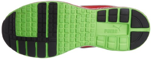 Puma Faas - Zapatillas, color Red/Silver/Green, talla 8 UK