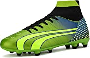 DREAM PAIRS Men's Fashion Cleats Football Soccer S
