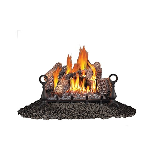 nch Vented Gas Log Set for Natural Gas ()