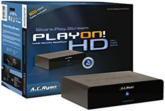 Amazon Com Ac Ryan Playon Hd Acr Pv73100 Digital Multimedia Receiver Hdd Recorder Hdd Required 0 Gb Electronics
