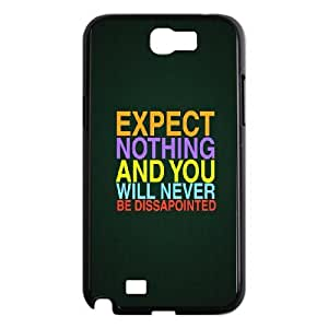 Samsung Galaxy Note 2 N7100 Phone Case Quotes G3H7093