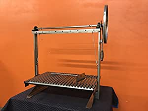 Stainless Steel Tuscan Open Fire Grill Kit (3620)