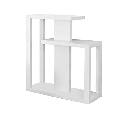 Monarch Specialties I 2471 White Hall Console Accent Table, 32u0026quot;