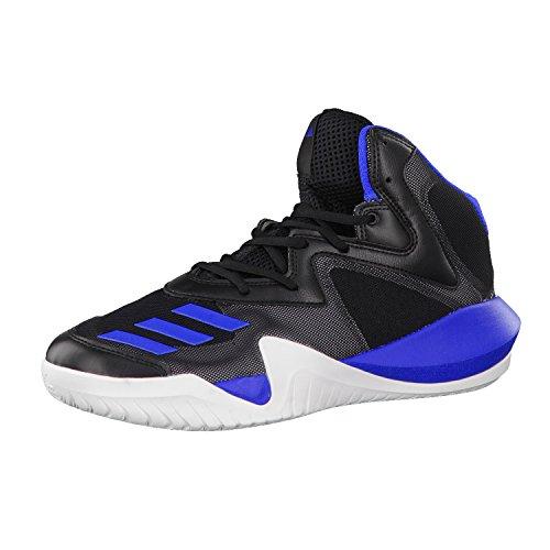 grpulg negbas Crazy Team Herren azul Schwarz 50 Basketballschuhe 2017 Adidas Eu 8Yqpw6