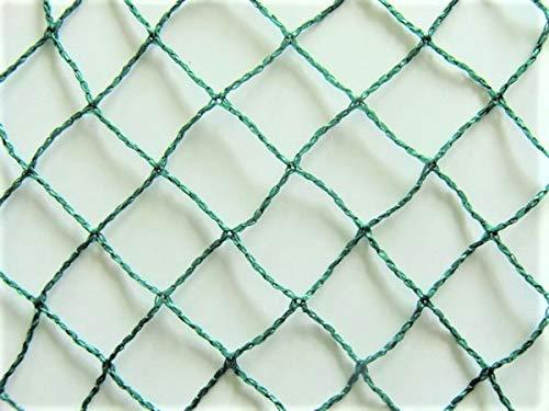 AGROFLOR - Rete di Protezione dagli Uccelli, Larghezza Maglie  25 mm, verde