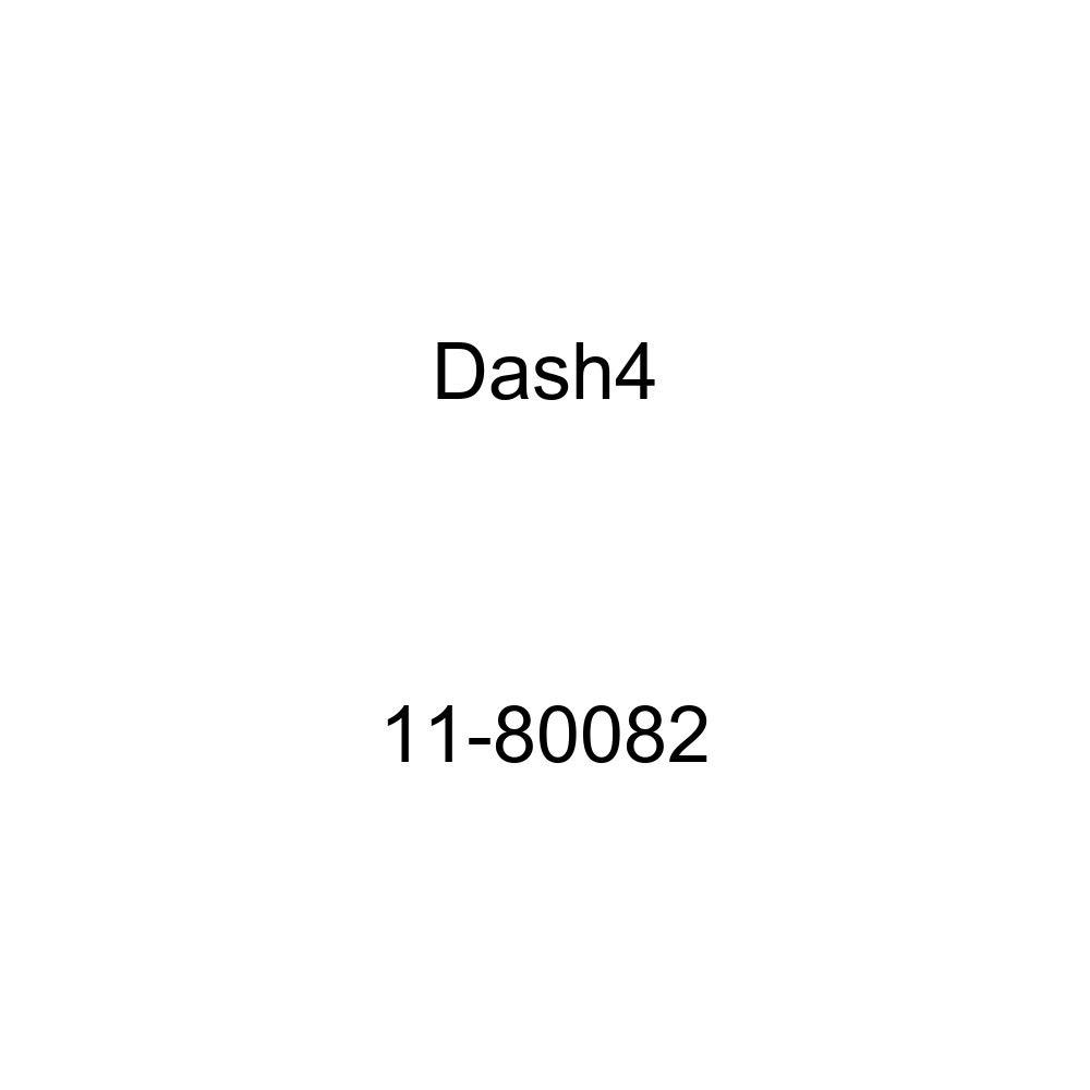 Dash4 11-80082 Rear Drum