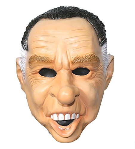 Richard Nixon Ex President Latex Mask American Fancy
