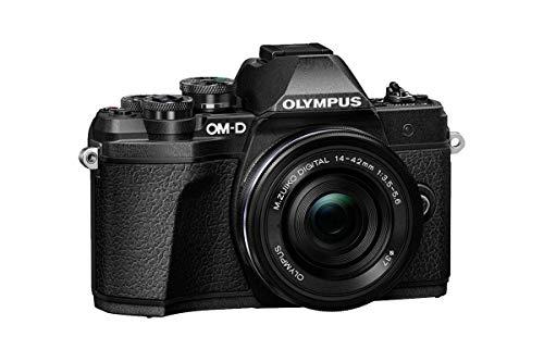 Olympus OM-D E-M10 Mark III Mirrorless Micro Four Thirds Digital Camera with 14-42mm EZ Lens & 16GB SDHC Card (Black… 3
