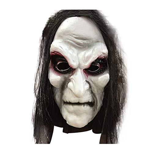 NDGT Latex Head Mask- Scary Horror Novelty Creepy
