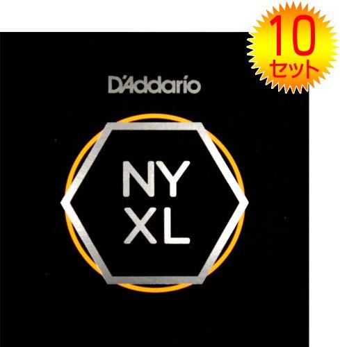 【10セット】D'Addario/ダダリオ NYXL1046 エレキギター弦   B00JWEX1ZQ