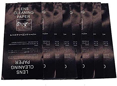 Soccerene Ultrasoft Microscope and Camera Lens Cleaning Paper 4 Packs of 100 Sheets