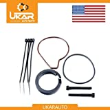 BMW X5, E53 2000-2006 WABCO AIR SUSPENSION COMPRESSOR PISTON RING REPAIR FIX KIT Part# 6020