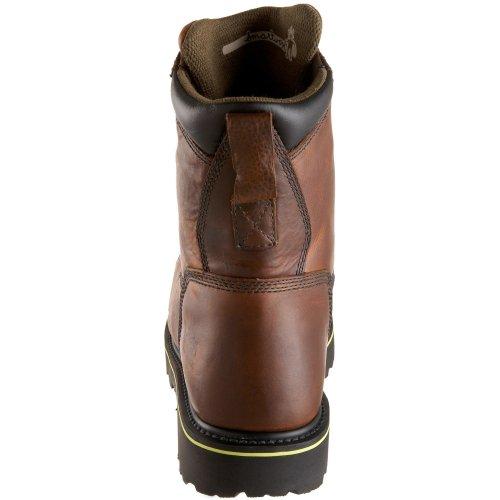 Timberland Pro 9952425,4cm Warrick Fonderie de coffre Titan orteils Marron - Marron - marron, 39 EU