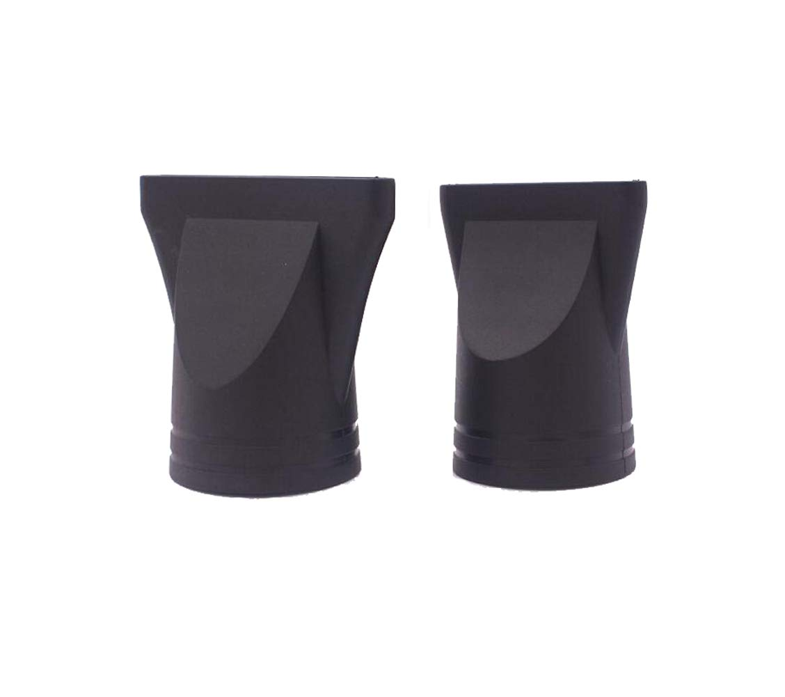 2Pcs Professional Plastic Hair Dryer Diffuser Drying Cover Narrow Concentrator Replacement Blow Flat Hairdressing Salon Styling Tool (Black) - 41vFIXGvi6L - 2Pcs(Non-Universal) Professional Plastic Hair Dryer Diffuser Drying Cover Narrow Concentrator Replacement Blow Flat Hairdressing Salon Styling Tool Special for Outer Diameter 4.5cm (Black)