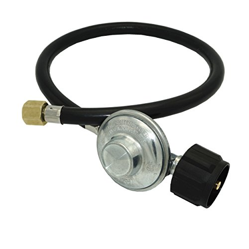 gas grill regulator - 1