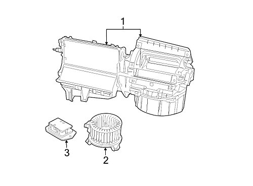 SEBRING AVENGER CALIBER PATRIOT COMPASS A/C HEATER BLOWER MOTOR RESISTOR MOPAR