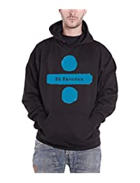 Ed Sheeran Hoodie Divide Album Logo New Official Mens Black Pullover