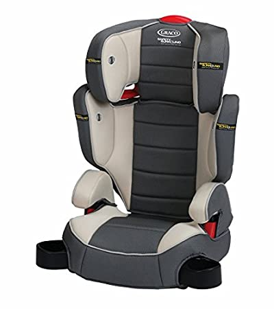 Graco TurboBooster High Back Booster Car Seat With Safety Surround