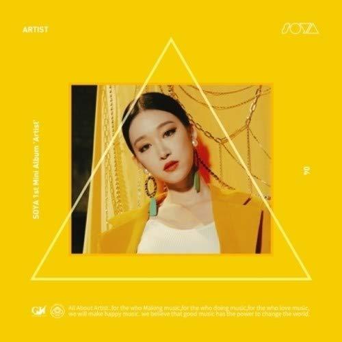CD : Soy - Artist Cd (Asia - Import)