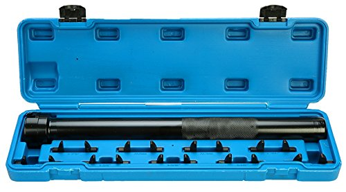 8MILELAKE Auto Car Truck Inner Tie Rod Tool Installer Remover Crews Foot Wrench Kit ()