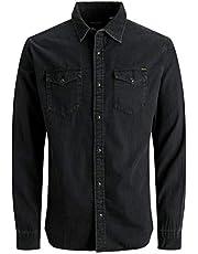 Jack & Jones Men's Sheridan Denim Shirt