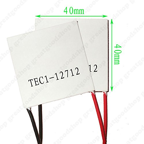 TEC1-12712 Thermoelectric Cooler Peltier White - 4