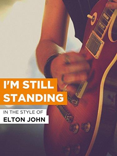 I'm Still Standing (Im Not Rock)