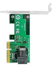 Xiwai PCI-E 4X to U.2 U2 Kit SFF-8639 NVME PCIe SSD Adapter for Mainboard SSD 750 p3600 p3700 M.2 SFF-8643