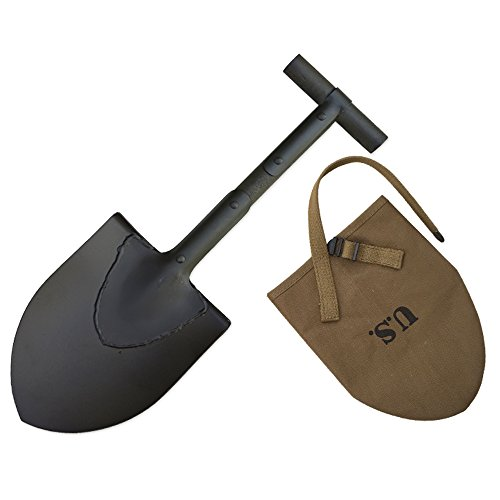 Used, ZWJPW-WW2 US AIRBORNE M1910 T-HANDLE SHOVEL OUTDOORS for sale  Delivered anywhere in USA