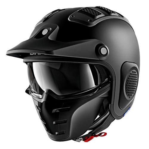 (SHARK Helmets X-DRAK Blank Matte Helmet)