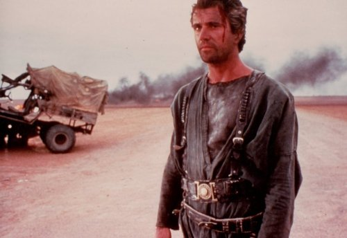 Road Warrior Mel Gibson 8x10 glossy Photo #E7745 - Gibson Photo