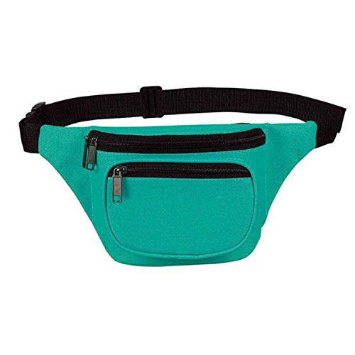 Fanny Pack, BuyAgain Quick Release Buckle Travel Sport Waist Fanny Pack Bag -