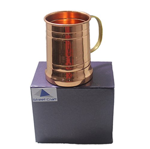 STREET CRAFT Gift Box Packed Tankard Large Moscow