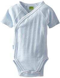 Unisexbaby Newborn Everyday Layette Wrap Short Sleeve Bodysuit