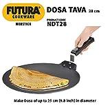 Hawkins Futura Non-stick Flat Dosa Tava