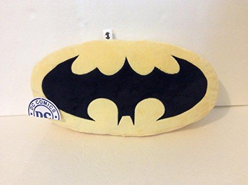 six-flags-magic-mountain-dc-comics-batman-yellow-pillow-plush