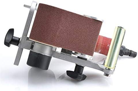Multicolore Outillage à main et électroportatif Ceinture machine pneumatique, 60 * 280mm Ceinture PONCEUSE, à main Ceinture Polisseuse Poignée ergonomique  A6dFB