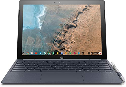 HP 2-in-1 12.3' Touch-Screen Chromebook Intel Core M - 4GB Memory - 32GB eMMC Flash Memory (X2 12-F014D) White - New