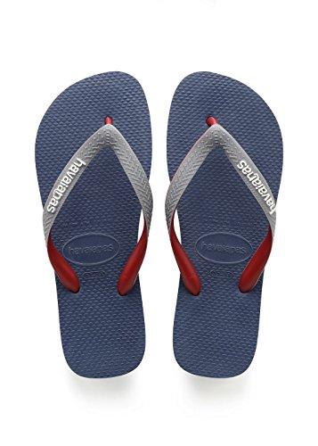 Havaianas Kids Hav Top Mix Sandals Indigo Blue lyFyxzH