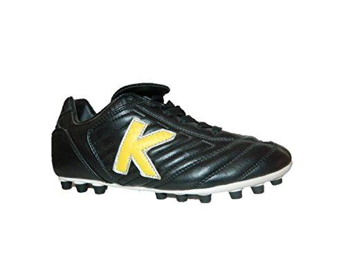 Kelme Zapatillas Fútbol Sala Hombre, black/yellow