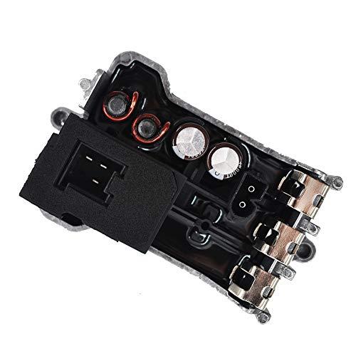 labwork-parts Blower Regulator Resistor 3Pins Fit for Mercedes-Benz W220 S500 W203 S430