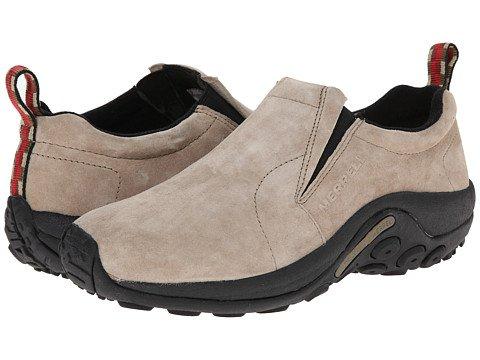 (メレル) MERRELL メンズランニングシューズスニーカー靴 Jungle Moc [並行輸入品] B06XJW41NZ 25.5 cm Taupe Leather