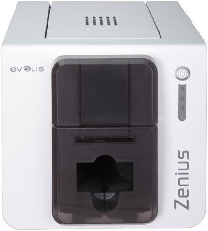 Amazon.com: Evolis Zenius single-side Impresora de tarjetas ...