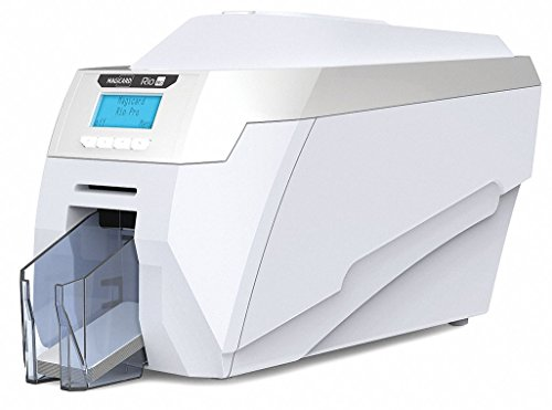 ID Card Printer,Rio Pro Duo Mag System by MAGICARD