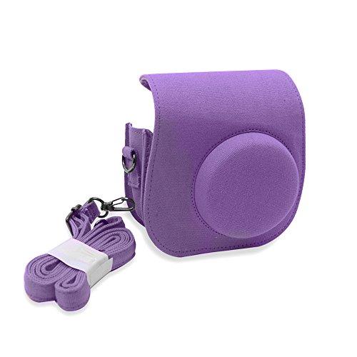 LMNT Camera Case Bag for Fujifilm Instax Mini 7s, Instax min